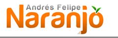 Logo Andres Felipe Naranjo